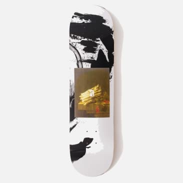 """Poetic Collective Half and Half #2 Deck - 8.375"""""""