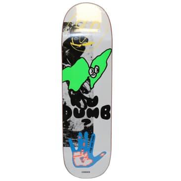 Quasi Dumb Two Skateboard Deck - 8.625''