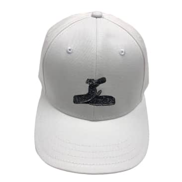 RELIEF RATTLE SNAKE 6 PANEL WHITE