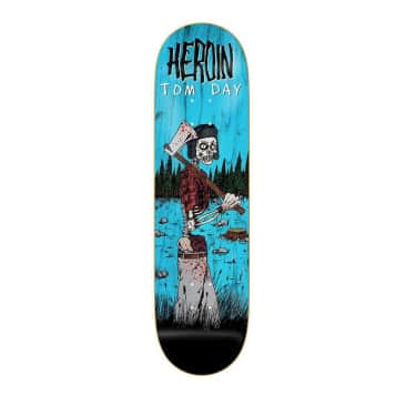 "Heroin Day Woodsman 8.75"" Deck"