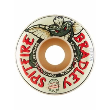 Spitfire Bradley After Midnight F4 Conical Skateboard Wheels 99d