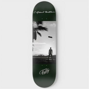 Forty X J. Grant Brittain Series 2 Deck - Various sizes