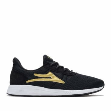 Lakai Evo Mesh Shoes - Black / Gold