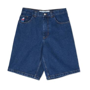 Polar Skate Co Big Boy Shorts - Dark Blue