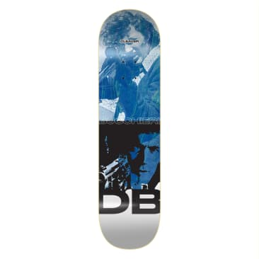 "Cleaver Skateboards - 8.25"" Bucchieri Harry Deck - Blue"