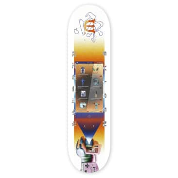 Evisen Team Deck 8.125""