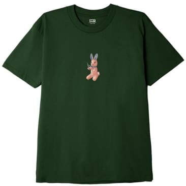 OBEY Mascot Classic T-Shirt - Forest Green