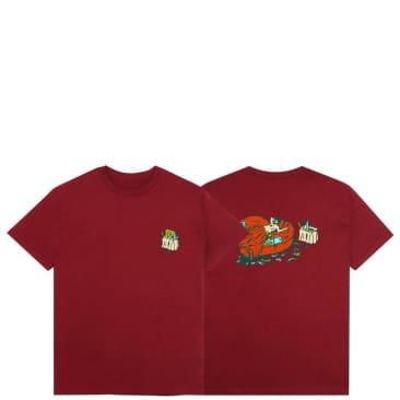 Pass~Port Unlucky In Love T-Shirt - Cardinal