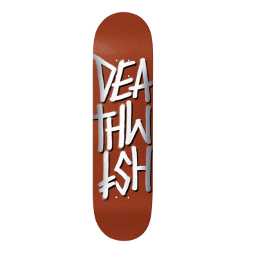"DeathWish - Deathstack Pearl Copper Deck (8.75"")"