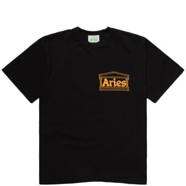 Aries Noodles T-Shirt - Black