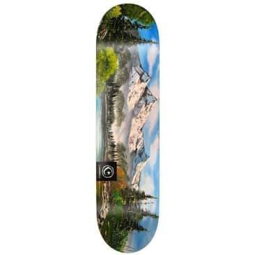 """Foundation Aidan Campbell Scapes Skateboard Deck 8.25"""""""
