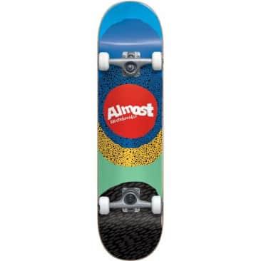 "Almost Radiate FP Complete Skateboard - 8.25"""