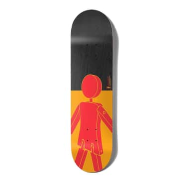 Girl Skateboards Deck Marionette Sean Malto 8""