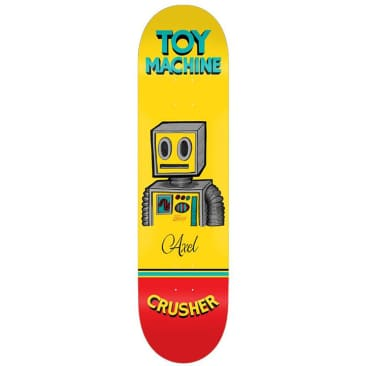 Toy Machine Cruysberghs Pen N Ink Skateboard Deck 8""