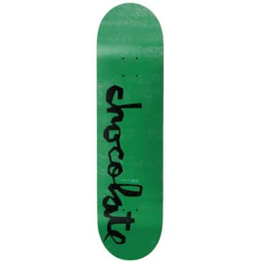 Chocolate Deck Original Chunk W40 V2 Raven Tershy 8.5""