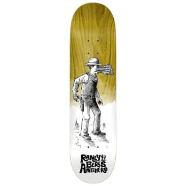 Antihero Skateboards - Raney West Wasn't