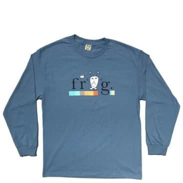 Frog Colourline Long Sleeve T-Shirt - Slate