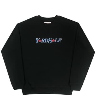 Yardsale Magic Sweater - Black