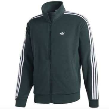 Adidas Skateboarding Bouclette Jacket Mint Green/White