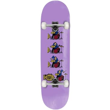 Pass~Port - What U Thought - Drums - Complete Skateboard - 8.38""