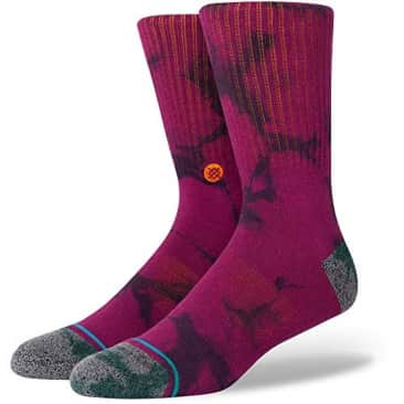Stance Socks - Stance Scarabaeus Socks | Purple