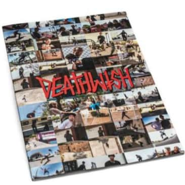 "Deathwish Skateboards ""Uncrossed"" 64 Page Zine"