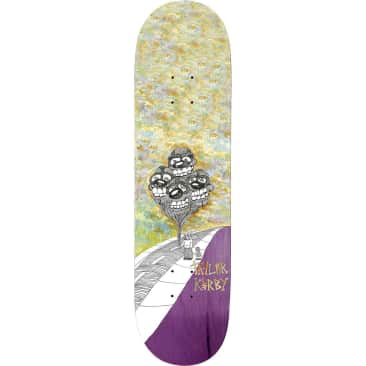 DEATHWISH Kirby Mice & Men Deck 8.25