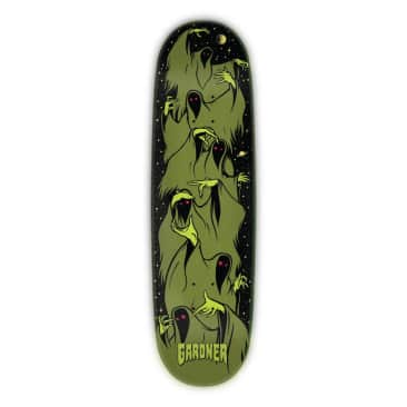 CREATURE Gardner Ghosts Deck 8.84