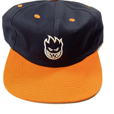 Spitfire Big Head Navy/Red/White Strap Back