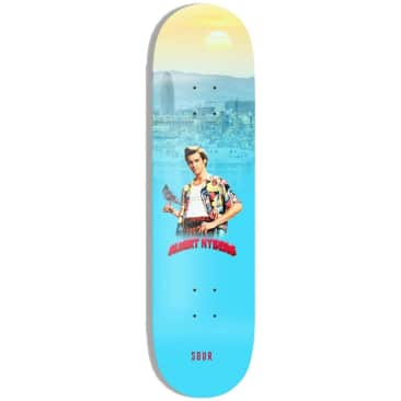 Sour Solution - Albert - Ventura - Skateboard Deck - 8""
