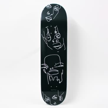 Hopps Jahmal Williams Dreamer Deck Navy 8.0""