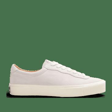 Last Resort AB VM001 Suede Lo Skate Shoes - White / White