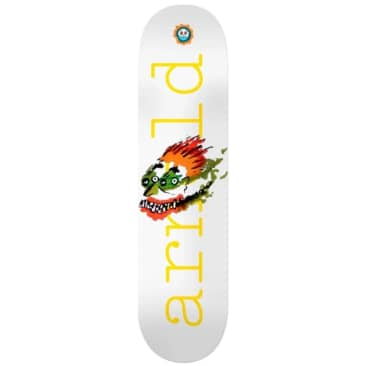 """Isle Mike Arnold Face Drawing Skateboard Deck - 8.25"""""""