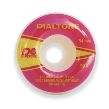 Dial Tone Atlantic Round Skateboard Wheels
