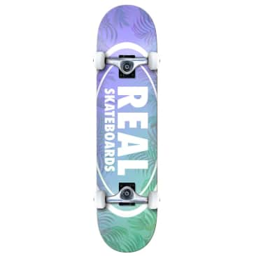 """Real Complete - Island Oval 8"""""""