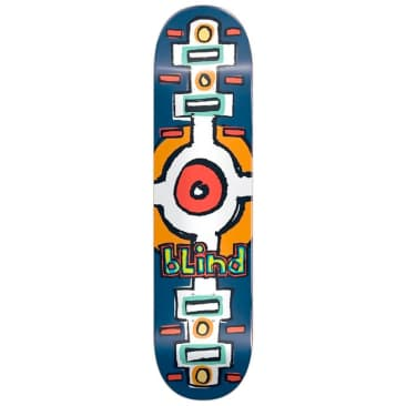 "Blind Skateboards - Round Space V2 Deck 7"" Wide"