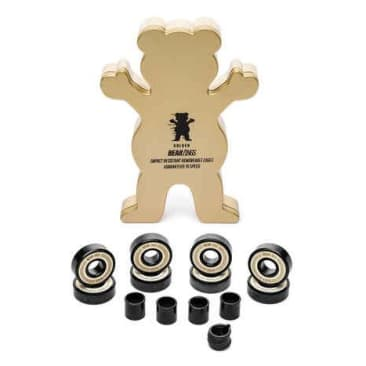 Grizzly Griptape Gold Bearings - Abec 7