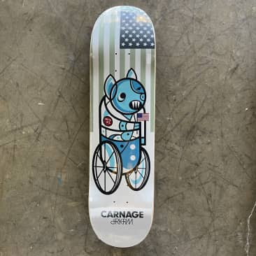 Darkroom - Carnage - Skateboard Deck - 8.37 x 32