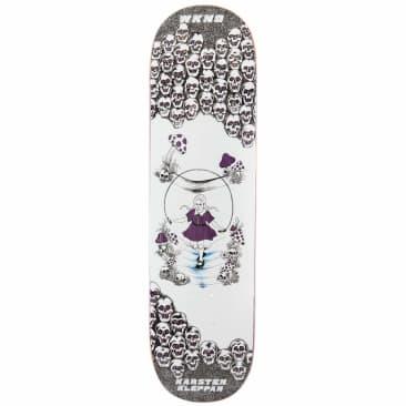 "WKND Skippin Karsten Kleppan Skateboard Deck - 8.375"""