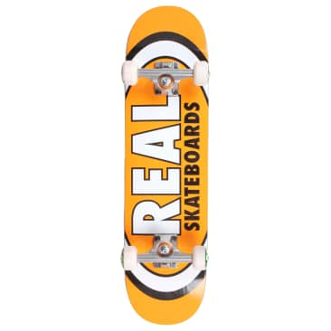 Real Classic Oval Standard Complete Skateboard 7.5 (With Free Skate Tool)