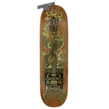 Creature Deck - Willis Kimbel Gas Can Flame 9""