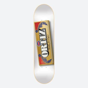 DGK - DGK Rolling Papers Ortiz Deck 8.1