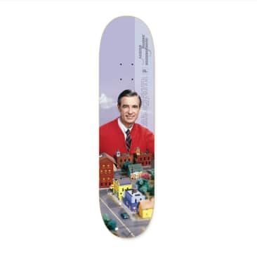 "Primitive - Mr. Rogers Neighborhood Deck (8.25"")"