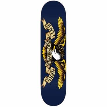 "Antihero Classic Eagle Skateboard Deck | Blue | 8.5"""