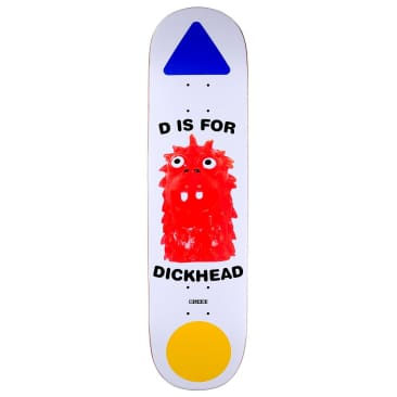 """Quasi Dick Rizzo D Is For Deck 8.25"""""""