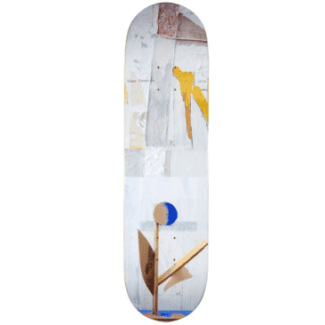 "Isle Skateboards - 8.25"" Remy Taveira Sculpture Series Skateboard Deck"