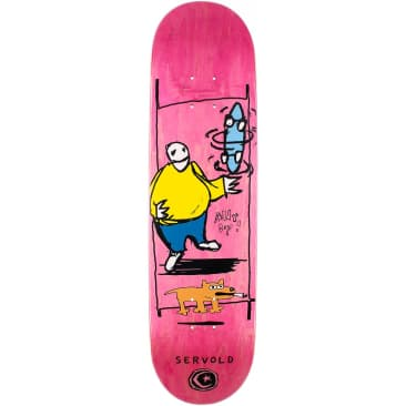 Foundation Servold Spinner Deck (8.0)