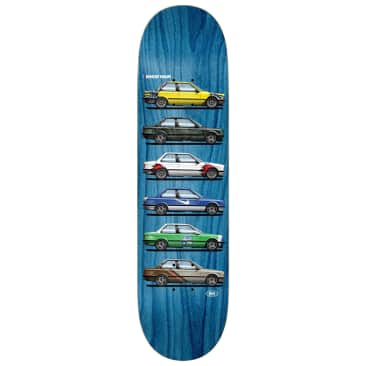 Real Ishod Customs Twin Tail Deck 8.5