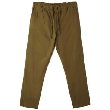 OBEY Ideals Organic Traveler Pant - Army