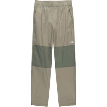 The North Face Class V Pant - Mineral Grey / Agave